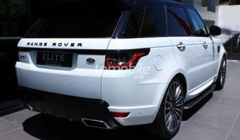 Land Rover Range Rover Importé Neuf 2018 Diesel Tanger ELITE AUTOMOTO #76118 plein