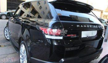 Land Rover Range Rover Occasion 2014 Diesel 122000Km Casablanca AB AUTO #75883 plein