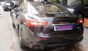 Maserati Ghibli Importé Occasion 2018 Diesel 23000Km Casablanca Flash Auto #76565 plein