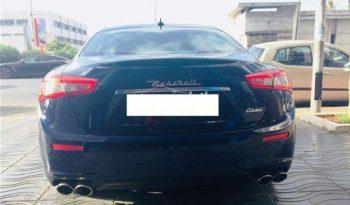 Maserati Ghibli Occasion 2014 Diesel 50000Km Casablanca Auto Moulay Driss #74669 plein