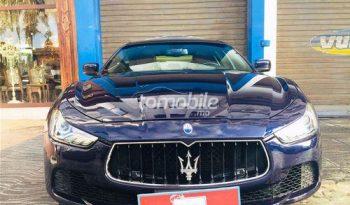 Maserati Ghibli Occasion 2014 Diesel 50000Km Casablanca Auto Moulay Driss #74669