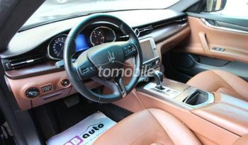 Maserati Ghibli Occasion 2014 Diesel 54000Km Casablanca AB AUTO #75856 plein