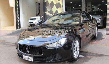 Maserati Ghibli Occasion 2014 Diesel 54000Km Casablanca AB AUTO #75856
