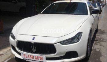 Maserati Ghibli Occasion 2015 Diesel 34000Km Casablanca Flash Auto #76784