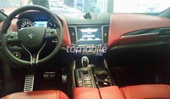 Maserati Levante Importé Neuf 2017 Diesel Tanger Auto Matrix #72315 plein
