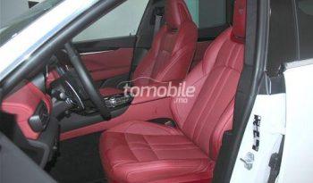 Maserati Levante Importé Neuf 2018 Diesel Casablanca BEL AIR Auto #72813 plein