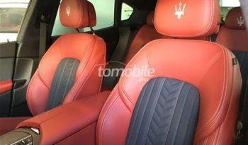 Maserati Levante Importé Neuf 2018 Diesel Tanger Auto Matrix #72508 plein