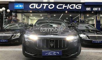 Maserati Levante Occasion 2016 Essence 42000Km Casablanca Auto Chag #73614 plein