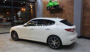 Maserati Levante Occasion 2017 Diesel 18000Km Marrakech Hivernage Auto #78216 plein