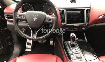 Maserati Levante Occasion 2017 Diesel 45000Km Marrakech VULCO Marrakech #74325 plein