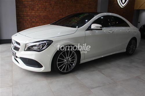Mercedes-Benz CLA 180 Occasion 2017 Diesel 28000Km Marrakech Hivernage Auto #78338