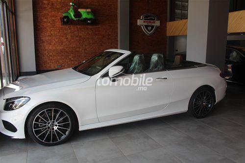 Mercedes-Benz Classe C Importé Neuf 2018 Diesel Marrakech Hivernage Auto #78225
