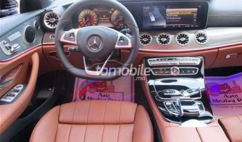 Mercedes-Benz Classe E Importé Neuf 2018 Diesel Casablanca Auto Moulay Driss #74537 plein