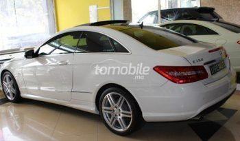 Mercedes-Benz Classe E Importé Occasion 2012 Diesel 74000Km Rabat Impex #75496