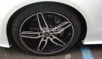 Mercedes-Benz Classe E Importé Occasion 2018 Diesel 15000Km Casablanca Flash Auto #76734 plein