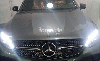 Mercedes-Benz Classe GLC Importé Neuf 2018 Diesel Casablanca Belux Auto #77639 plein