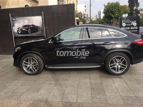 Mercedes-Benz Classe GLE Importé Neuf 2018 Diesel Casablanca Belux Auto #77533 full
