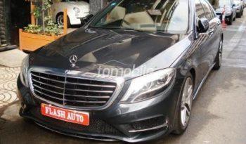 Mercedes-Benz Classe S Importé Occasion 2013 Diesel 117000Km Casablanca Flash Auto #76622