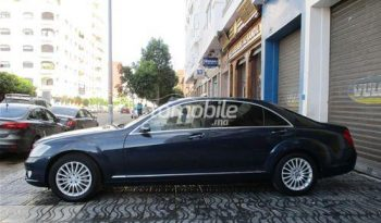 Mercedes-Benz Classe S Occasion 2011 Essence 98479Km Casablanca Auto Moulay Driss #74847 plein