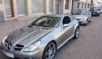 Mercedes-Benz Classe SLK Occasion 2007 Essence 135000Km Casablanca #75151 plein