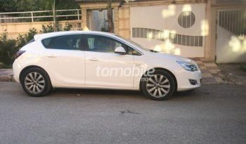 Opel Astra Occasion 2012 Diesel 98000Km Casablanca #79112 plein