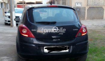 Opel Corsa  2009 Essence 115000Km Rabat #79319 plein