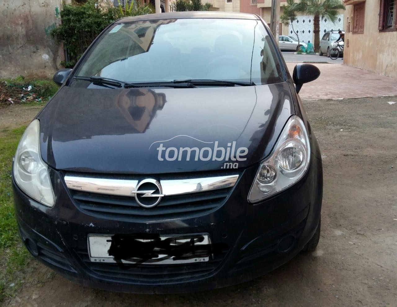 opel corsa essence 2009 115000km rabat 79319. Black Bedroom Furniture Sets. Home Design Ideas