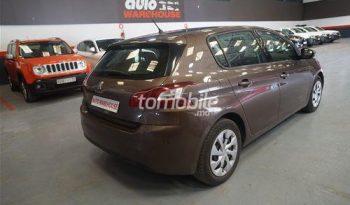 Peugeot 308 Occasion 2015 Diesel 91053Km Casablanca Auto Warehouse #77011 plein