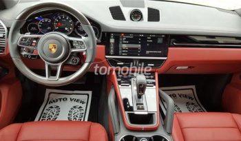 Porsche Cayenne Importé Neuf 2018 Essence Rabat Auto View #77083 plein