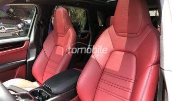 Porsche Cayenne Importé Neuf 2018 Hybride Casablanca Cars&Cars Maroc #73199 plein