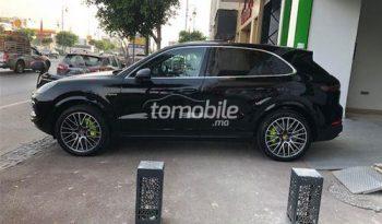 Porsche Cayenne Importé Neuf 2018 Hybride Rabat Millésime Auto #73451 plein