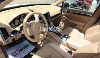 Porsche Cayenne Importé Occasion 2012 Diesel 135000Km Casablanca AB AUTO #75849 full