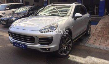 Porsche Cayenne Occasion 2015 Diesel 92000Km Casablanca Auto Chag #73845