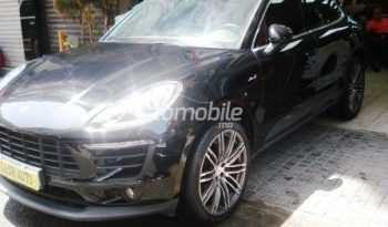 Porsche Macan Importé Occasion 2016 Diesel 48000Km Casablanca Flash Auto #76581 plein