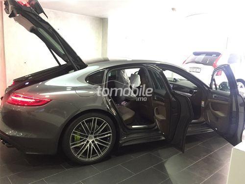 Porsche Panamera Importé Neuf 2018 Diesel Casablanca Belux Auto #77666 full