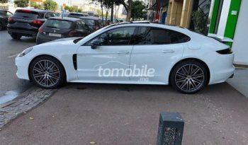 Porsche Panamera Importé Neuf 2018 Hybride Rabat Millésime Auto #73478 plein