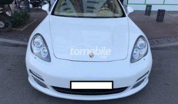Porsche Panamera Importé Occasion 2012 Diesel 119000Km Rabat Millésime Auto #73531
