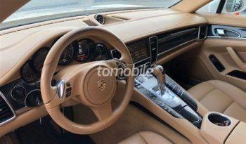 Porsche Panamera Importé Occasion 2012 Diesel 119000Km Rabat Millésime Auto #73531 plein