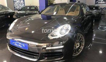 Porsche Panamera Occasion 2015 Diesel 60000Km Casablanca Auto Chag #73922