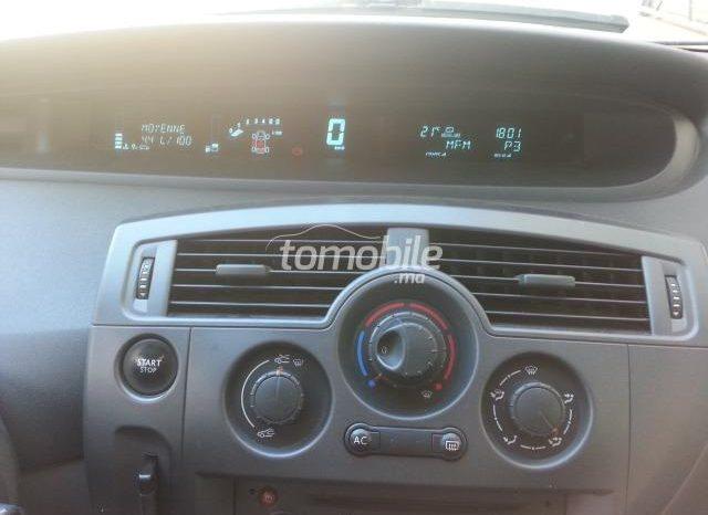 Renault Scenic  2008 Diesel 170000Km El Jadida #78950 plein