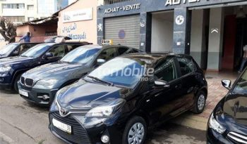 Toyota Yaris Occasion 2017 Essence 44000Km Casablanca Auto Paris #74094