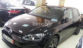 Volkswagen Golf Importé Occasion 2015 Diesel 160000Km Agadir #78931 plein