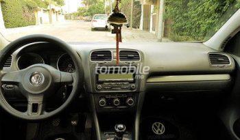 Volkswagen Golf Occasion 2010 Diesel 163000Km Casablanca #75016 plein