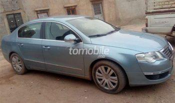 Volkswagen Passat Occasion 2006 Diesel 260000Km Marrakech #78736 plein