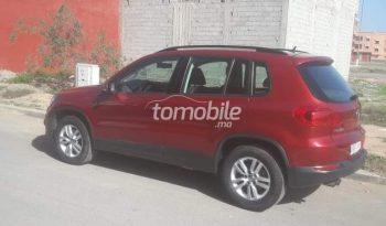 Volkswagen Tiguan Importé  2011 Diesel 275000Km Agadir #78927 plein