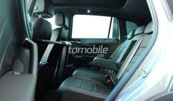 Volkswagen Tiguan Importé Neuf 2018 Diesel Tanger ELITE AUTOMOTO #76074 plein