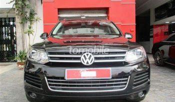 Volkswagen Touareg Occasion 2013 Diesel 121000Km Casablanca Auto Moulay Driss #74692