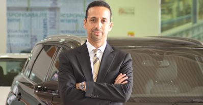 Younes El Aouad, Directeur de Marque Peugeot - SOPRIAM