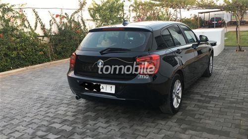 BMW Serie 1 Occasion 2014 Diesel 58000Km Rabat #79829 plein