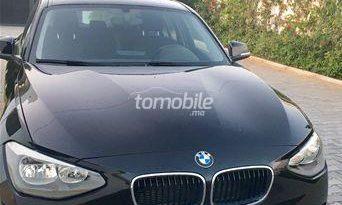 BMW Serie 1 Occasion 2014 Diesel 58000Km Rabat #79829